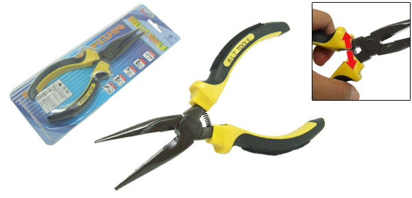 160mm Carbon Steel Standard Long Nose Miniature Combination Mini Combo Pliers