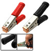 2 X Red Black Car Battery Test Clip Alligator Clamp