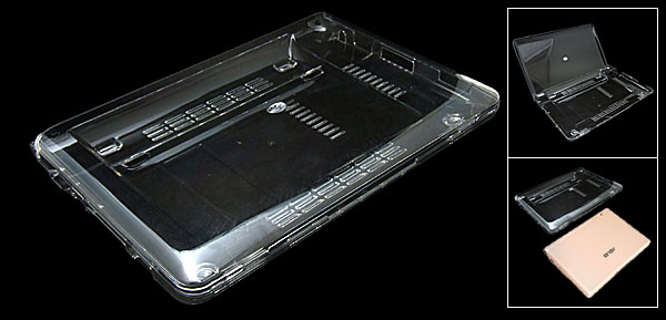 Crystal Hard Plastic Case for Asus Eee PC 1000 1000H