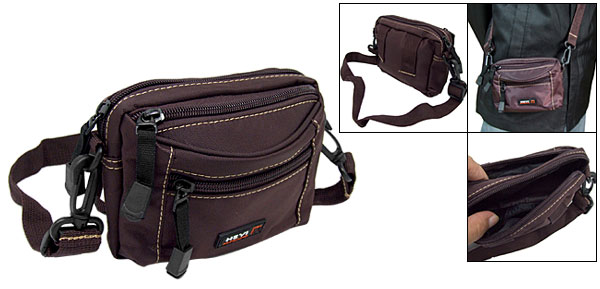 2 In 1 Mini Dual Purpose Waist Belt Pack Single Mono Strap Shoulder Bag