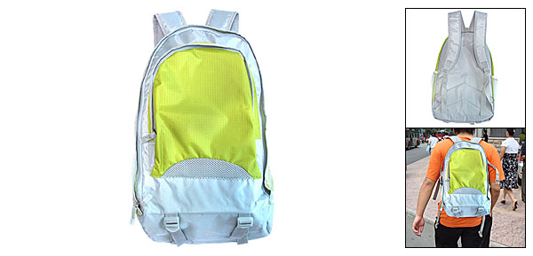 Adventurer Leisure Backpack Knapsack Shoulder Pack