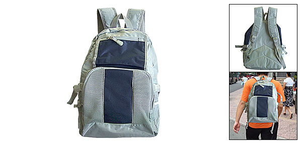 Adventurer Travel Backpack Campus Double Shoulder Pack Knapsack