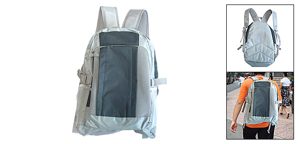 Adventurer Travel Backpack Leisure Double Shoulder Pack Knapsack