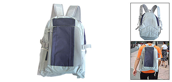 LeisureTravel Adventurer Backpack Knapsack Shoulder Pack