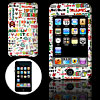 Multicolor Graffiti  Letters Pattern Plastic Case for iPod Touch ...