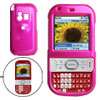 Amaranth Pink Plastic Hard Cover Case Holder for Palm Treo Centro...