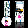 Colorful Plastic Case for iPod Nano Chromatic 4th 16GB 8GB