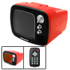 Retro Style TV Game Show Alarm Clock with Remote Control