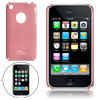 Plastic Hard Back Case Protector Cover Shell for Apple iPhone 3G Pink
