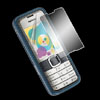 Reusable LCD Screen Protector Guard for Nokia 7310 Clear