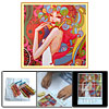 Sexy Belle Pattern Counted Cross-Stitch Cross Stitch Kit