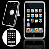 Silvery Aluminum Clip Case Protector for iPod Touch 2G 2nd Generation