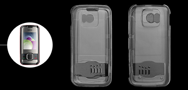 Crystal Hard Plastic Mobile Phone Cover Case for Nokia 7610 Supernova