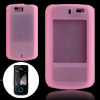 Pink Silicone Mobile Phone Case for Nokia 6600 Slide
