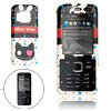 Hard Plastic Case with Lovely Cat Pattern for Nokia N78
