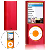 Red Plastic Hard Case for iPod Nano Chromatic 4th Generation Gen 8GB 16GB