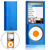 Plastic Hard Case for iPod Nano Chromatic 4th Generation Gen 8GB 16GB Blue