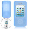 Skyblue Silicone Skin Protective Case for Sony Ericsson W580
