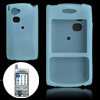 Lightblue Silicone Skin Protective Case Cover for Palm Treo 650