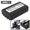 850mAh Digital Camera Battery for Nikon CoolPix 4300 5000 ( EN-EL1 ENEL1 )