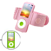 Pink Armband Case for iPod Nano Chromatic 4th Generation
