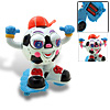 Sing Flash Hat Bump & Go Toy Football Kid Toy
