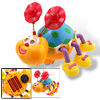 Activited Bump & Go Music Flash Feelers Beetle Toy