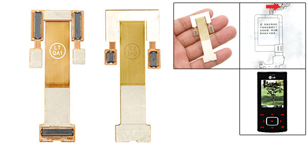 Replacement LCD Flex Ribbon Cable Connector for LG KG90c