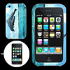 Dolphin Silicone Skin Back Case for Apple iPhone 3G