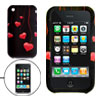 Sweet Heart Silicone Skin Case Cover for Apple iPhone 3G