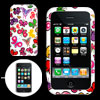 Butterfly Soft Silicone Skin Case Cover for Apple iPhone 3G