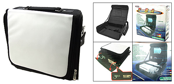 Travel Bag Carrying Case for Nintendo Wii Console