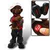 Electronic Dancing Hip-Hop Boy Plush Wiggles Toy Doll