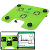 Protective Green 3 Fans USB Cooling Cooler Pad for Notebook Lapto...