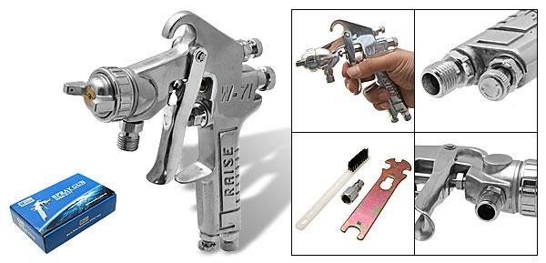 New 1.5mm Suction Feed Paint Spray Gun Sprayer Hardware Tool New