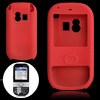 Red Soft Silicone Skin Case Cover for Palm Centro 690