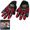 Warm Sports Driving Mountain Bike Cycling Large Gloves