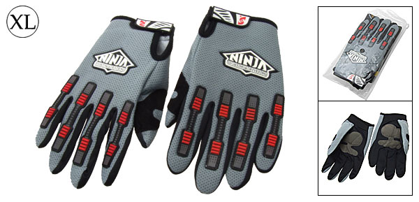 Sports Driving Cycling Motorcycle Full Finger Gloves XL