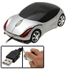 Car Shaped USB 3D Optical Mouse Mice for Computer Laptop PC