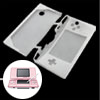 Clear White Soft Silicone Skin Cover Case Protector Guard for Nintendo NDSi