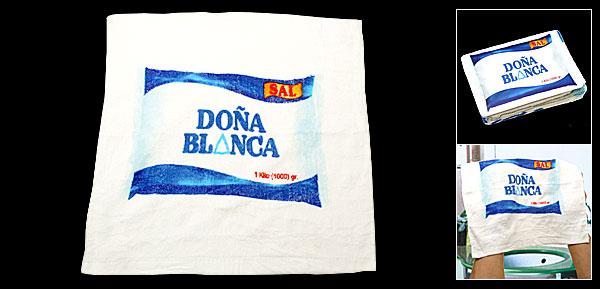 Safe Vacuum Compressed Travel Face Towel Handkerchief