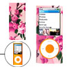 Peach Blossom Plastic Case for iPod Nano Chromatic 4G 4th Generat...