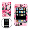 Pink Peach Blossom Plastic Back Case for iPod Touch 2nd Generatio...