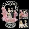 Sweet Moments Wedding Cake Topper - Give You My Love Forever