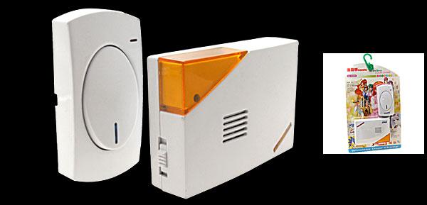 Wireless Cordless Battery Powered Doorbell Door Chime Tkumw