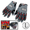 Large Size Sports Driving Motorcycle Full Finger Gloves