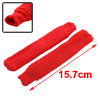 Red Tactic Badminton Racket 2 Anti-Slip Elastic Towel Towelling G...