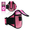 Pink Sports Armband for iPod Nano Chromatic 4th Generation