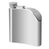 Travelling Stainless Steel Wine Liquor Water Flask