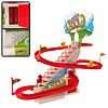 Funny Battery Operated Orbit Path Kid's DIY Assembling Music Toy